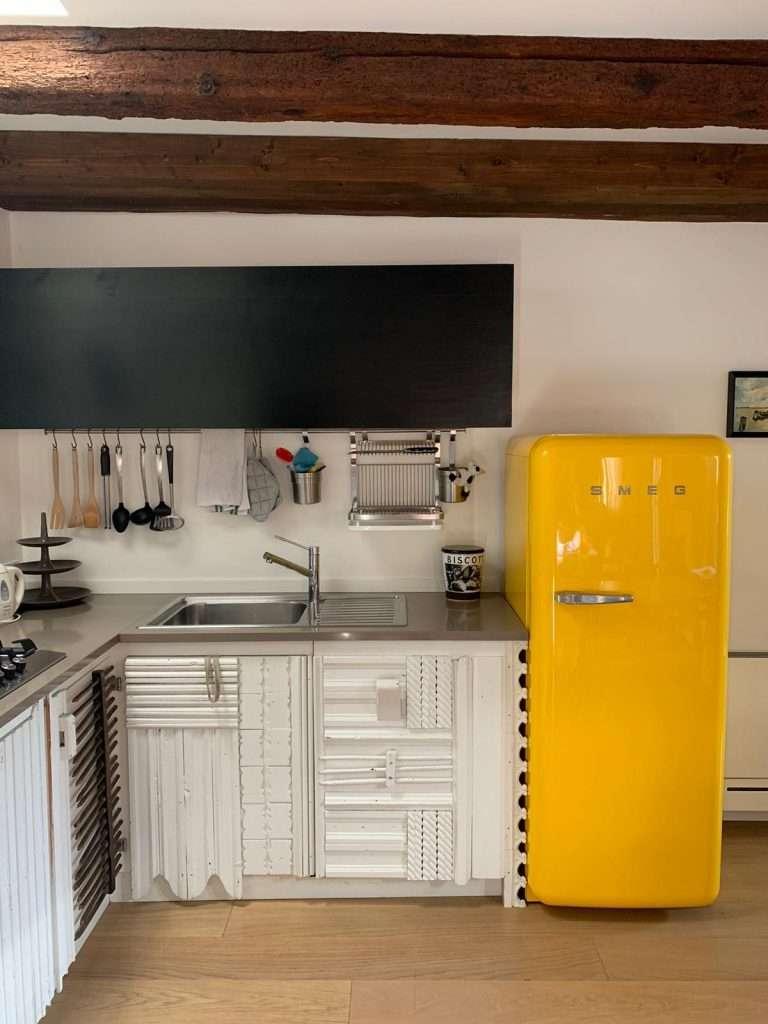 Cucina Coro Alpino Zig Zag Cortina